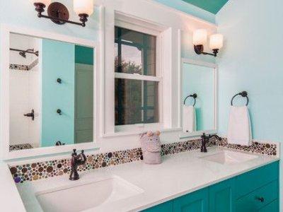 Çocuklu Evler İçin Banyo Dekorasyonu Önerileri