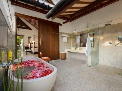 Villalar İçin Banyo Dekorasyon Örnekleri